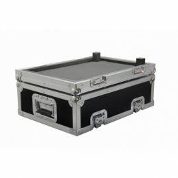 Flight cases bois consoles de mixage - Power Acoustics - Flight cases - FCM MIXER XXS