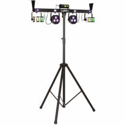 Jeux de lumière LED - Chauvet DJ - GIGBAR 2