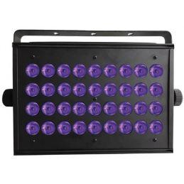 Lumières noires - Power Lighting - UV PANEL 36x3W