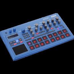 Boites à rythmes et Grooveboxes - Korg - ELECTRIBE2 (bleu)