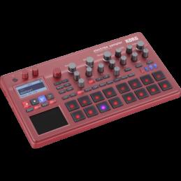 Boites à rythmes et Grooveboxes - Korg - ELECTRIBE 2 Sampler (rouge)