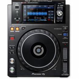 Platines DJ à plats - Pioneer DJ - XDJ 1000 MK2