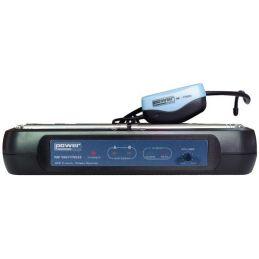 Micros serre-tête sans fil - Power Acoustics - Sonorisation - WM 7000 FITNESS