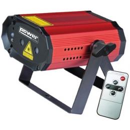 Lasers multipoints - Power Lighting - VENUS 3D RG PRO