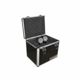 Flight cases micros - Power Acoustics - Flight cases - FL MIC 12 BL