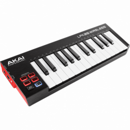 Claviers maitres compacts - Akai - LPK25 Wireless