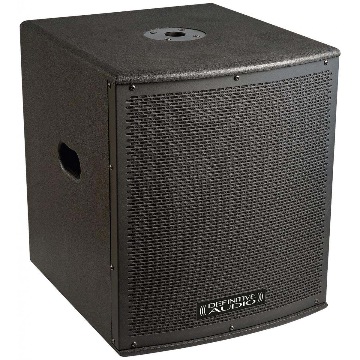 Caissons de basse actifs - Definitive Audio - KOALA 15AW SUB
