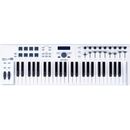 Claviers maitres 49 touches - Arturia - Keylab Essential 49