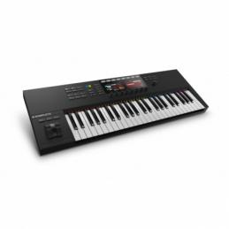 Claviers maitres 49 touches - Native Instruments - KOMPLETE KONTROL S49 MK2