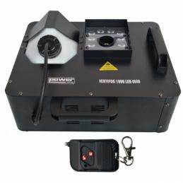 Machines à fumée Geyser - Power Lighting - VERTIFOG 1800 LED QUAD
