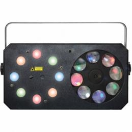Jeux de lumière LED - Power Lighting - METEOR V