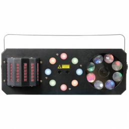 Jeux de lumière LED - Power Lighting - METEOR VI