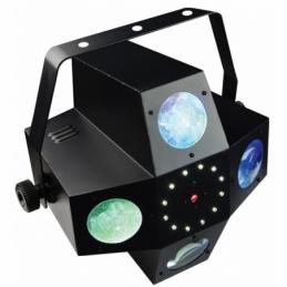 Jeux de lumière LED - Power Lighting - METEOR VII