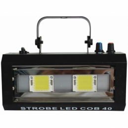 Stroboscopes - Power Lighting - STROBE LED COB 40
