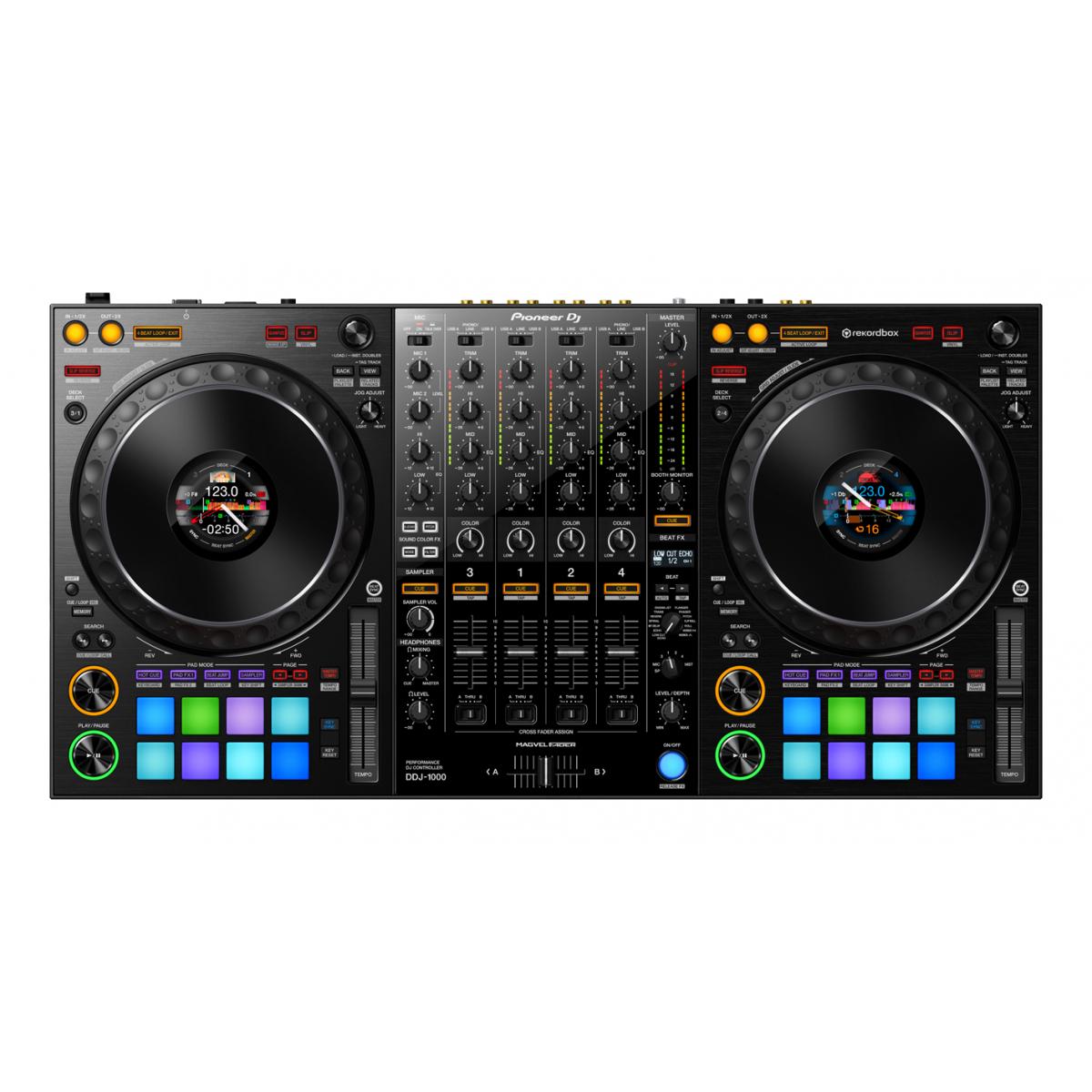 Contrôleurs DJ USB - Pioneer DJ - DDJ-1000