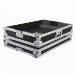 Flight cases contrôleurs DJ - Power Acoustics - Flight cases - FC XDJ RX2
