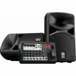 Systèmes amplifiés - Yamaha - STAGEPAS400 BT
