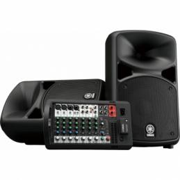 Systèmes amplifiés - Yamaha - STAGEPAS600 BT