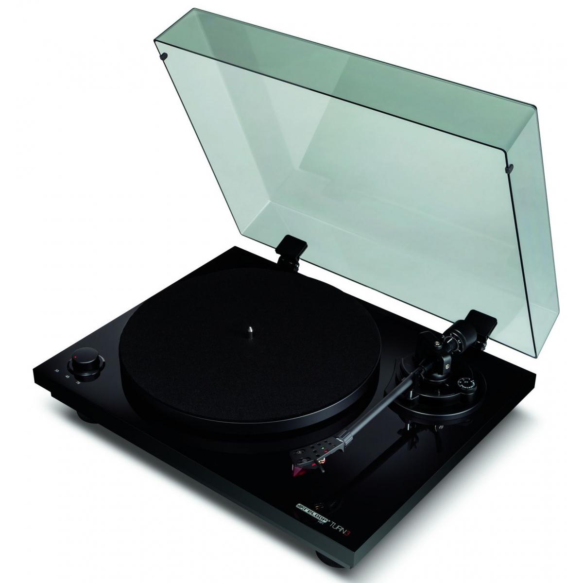 Platines vinyles hifi - Reloop Hifi - TURN3