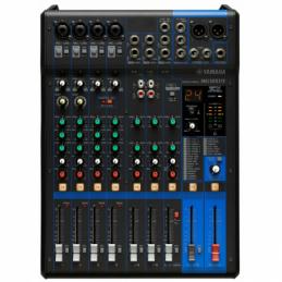 Consoles analogiques - Yamaha - MG10XUF