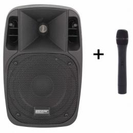 Sonos portables sur batteries - Power Acoustics - Sonorisation - MOOVY 08 MK2