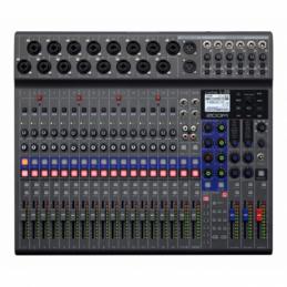 Enregistreurs multipistes - Zoom - LiveTrak L-20