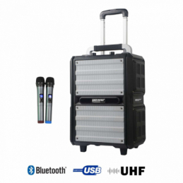 Sonos portables sur batteries - Power Acoustics - Sonorisation - FUNMOVE 250