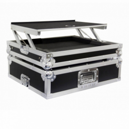 Flight cases contrôleurs DJ - Power Acoustics - Flight cases - FC DDJ SB3/RB