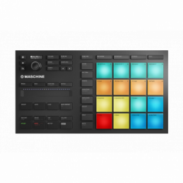 Controleurs midi USB - Native Instruments - MASCHINE MIKRO MK3
