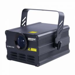 Lasers multicolore - Power Lighting - SATURNE 1K RGB