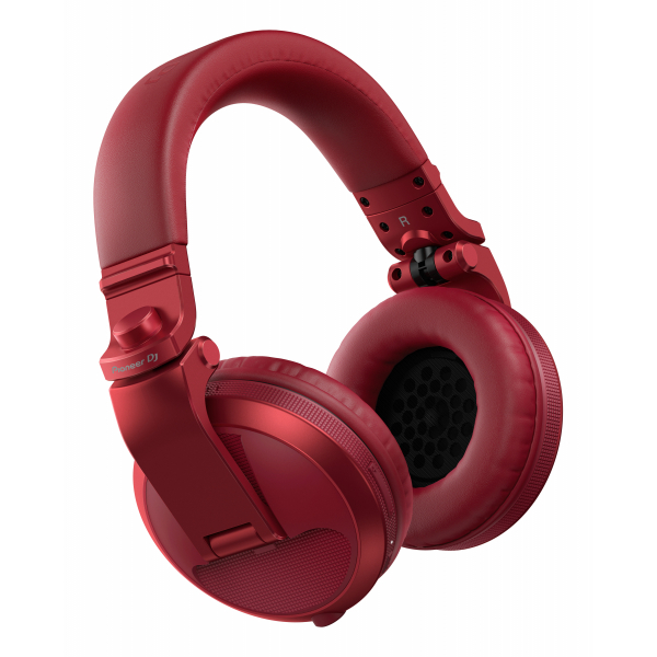 Casques DJ - Pioneer DJ - HDJ-X5BT-R