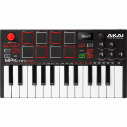 Claviers maitres compacts - Akai - MPK MINI PLAY