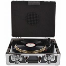Flight cases platines vinyles - Power Acoustics - Flight cases - FL TURNCASE BL