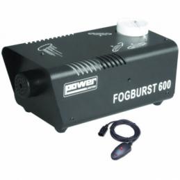 Machines à fumée - Power Lighting - FOGBURST 600