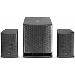 Systèmes amplifiés - LD Systems - DAVE 15 G3