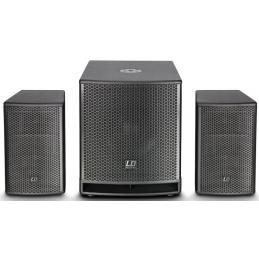 Systèmes amplifiés - LD Systems - DAVE 12 G3
