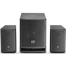 Systèmes amplifiés - LD Systems - DAVE 10 G3