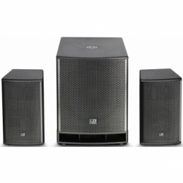 Systèmes amplifiés - LD Systems - DAVE 18 G3