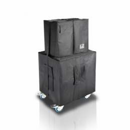 Housses enceintes - LD Systems - DAVE 10 G3 SET