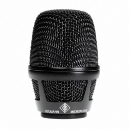 Micros chant sans fil - Neumann - KK205 BK capsule KMS105