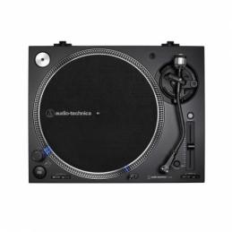 Platines vinyles entrainement direct - Audio-Technica - AT-LP140XP BK noir