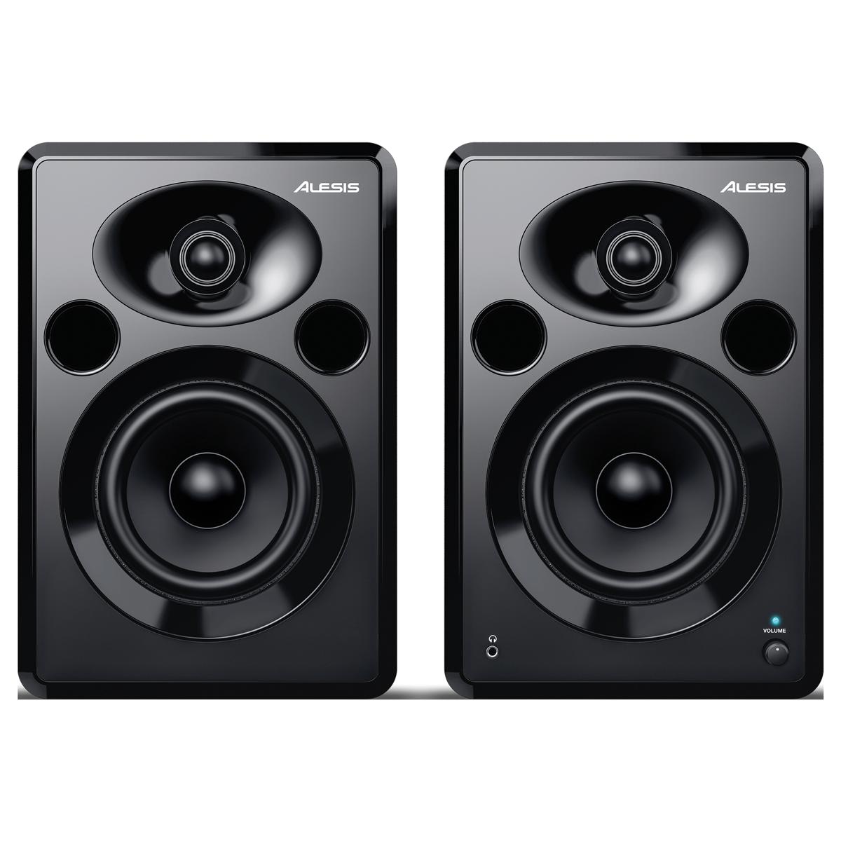 Enceintes monitoring de studio - Alesis - ELEVATE 5 MK2 (la paire)