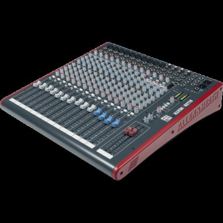 Consoles analogiques - Allen & Heath - ZED-18