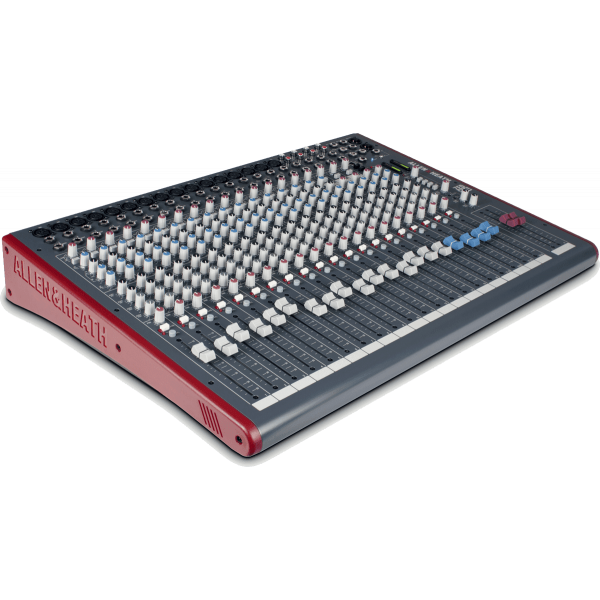 Consoles analogiques - Allen & Heath - ZED-24