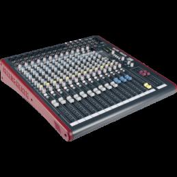 Consoles analogiques - Allen & Heath - ZED-16FX