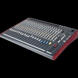 Consoles analogiques - Allen & Heath - ZED-22FX