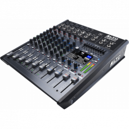 Consoles analogiques - Alto - LIVE802