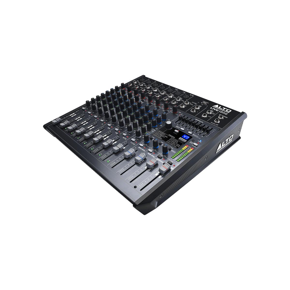 Consoles analogiques - Alto - LIVE1202