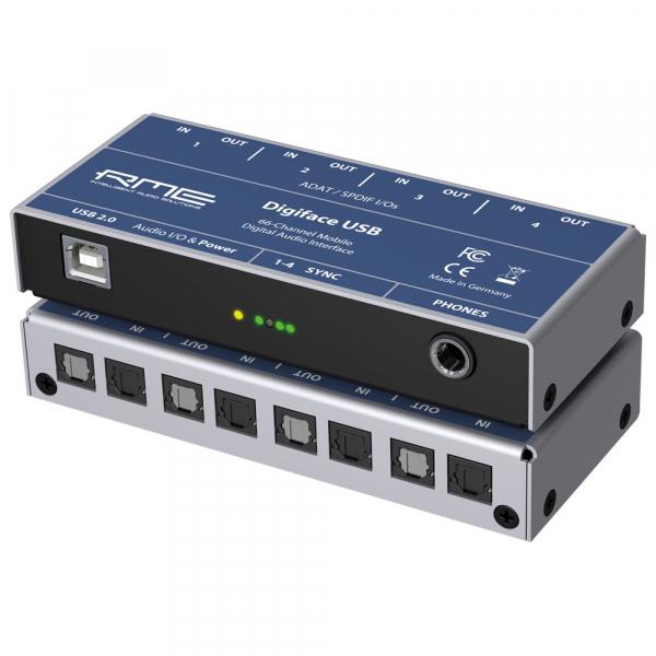 Cartes son - RME - DIGIFACE USB