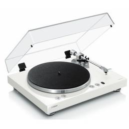 Platines vinyles hifi - Yamaha - VINYL 500 MusicCast (blanc)